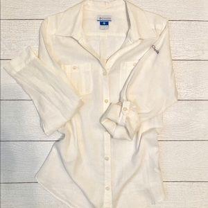 NWOT - COLUMBIA Button Down Long Sleeve Shirt